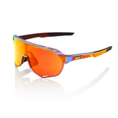 100% S2 Peter Sagan Edition Road Sunglasses with HiPER Red Mirror Lens