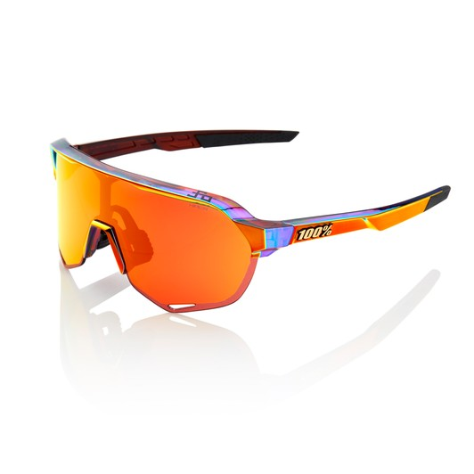 c64f9d8b5 100% S2 Peter Sagan Edition Road Sunglasses With HiPER Red Mirror Lens ...