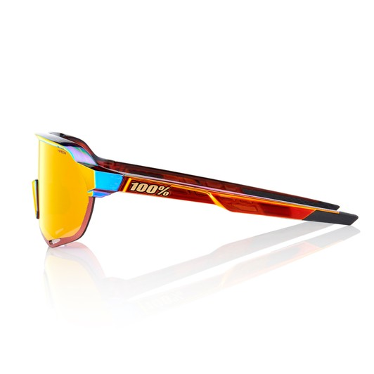 9c49472a9 ... 100% S2 Peter Sagan Edition Road Sunglasses With HiPER Red Mirror Lens  ...