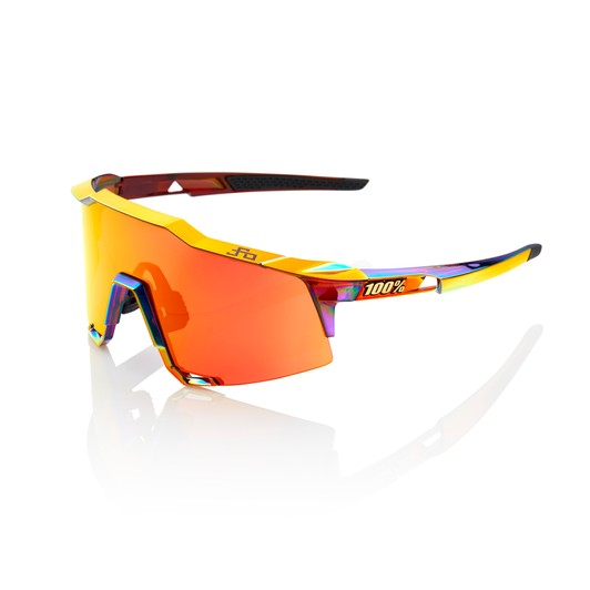 c0b83df90a4 100% Speedcraft Peter Sagan Edition Road Sunglasses HiPER Red Lens ...