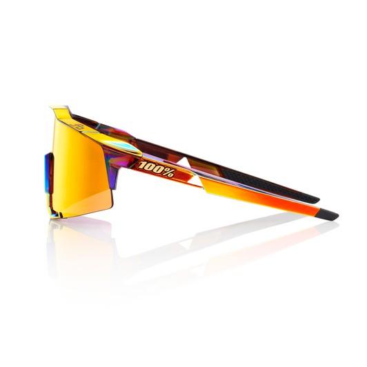 7f07b5052c8 ... 100% Speedcraft Peter Sagan Edition Road Sunglasses HiPER Red Lens ...