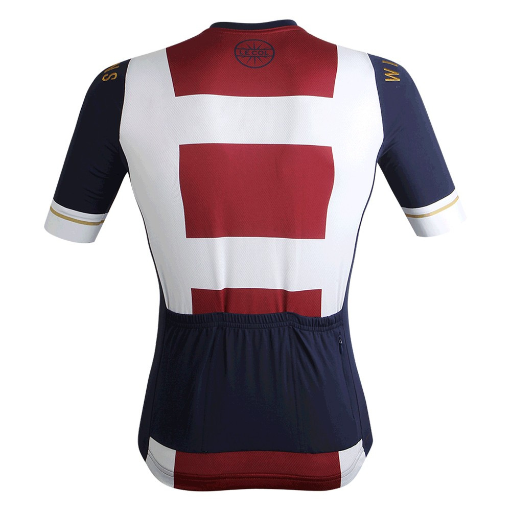 Le Col By Wiggins Pro Womens Short Sleeve Jersey