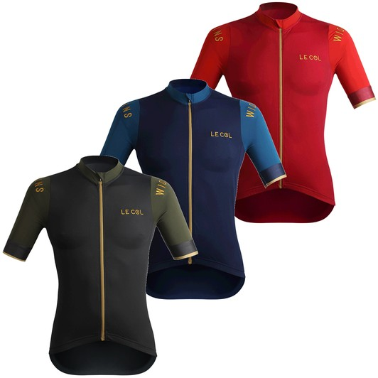Le Col By Wiggins HC Womens Short Sleeve Jersey ... 1c83c358a