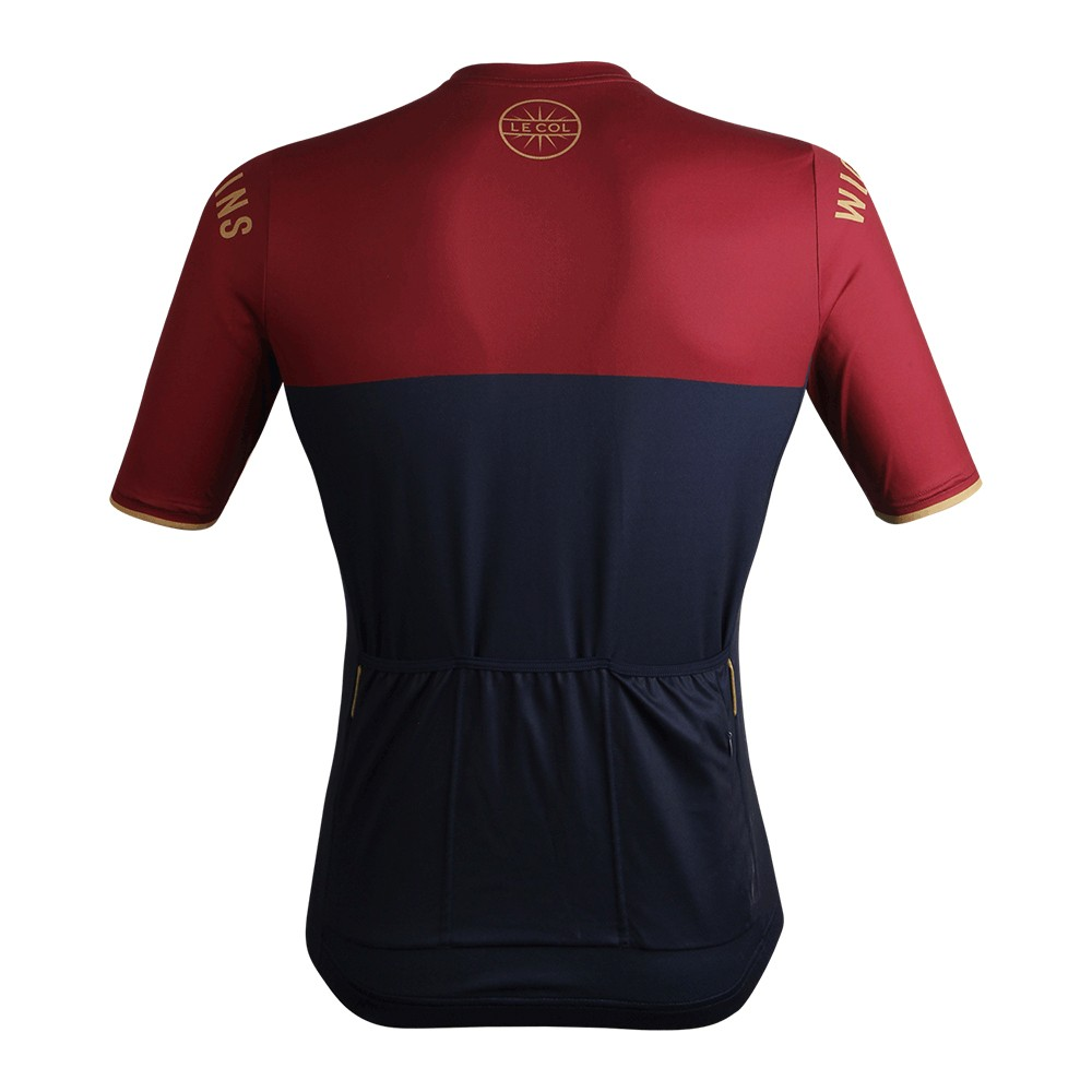 Le Col By Wiggins Sport Womens Short Sleeve Jersey