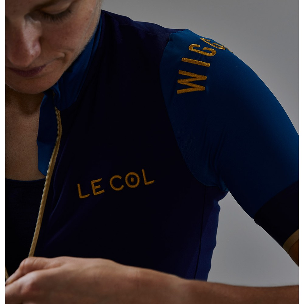 Le Col By Wiggins HC Womens Short Sleeve Jersey
