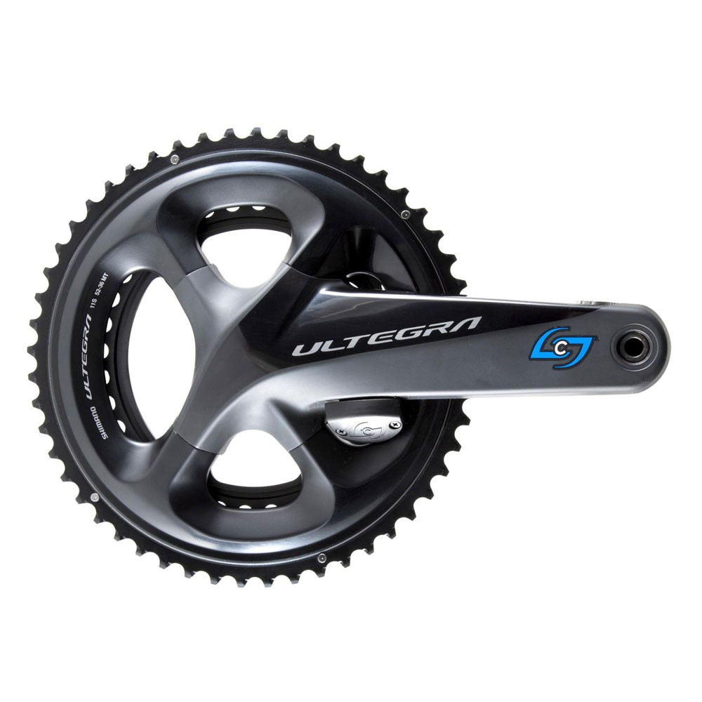 Stages Cycling Ultegra R8000 G3 R Power Meter + Chainrings