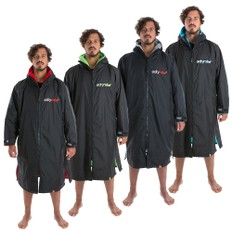 Dryrobe Advance Adult Long Sleeve Changing Robe