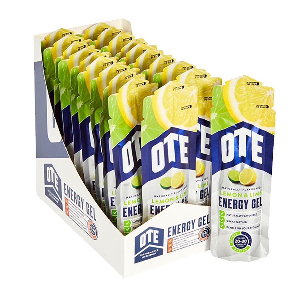 OTE  Energy Gel Box 20 X 56g Gels