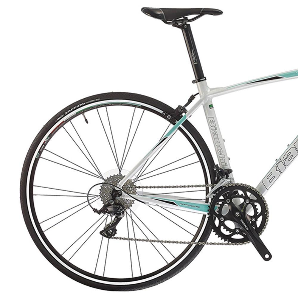 Bianchi Dama Bianca Nirone Sora Womens Road Bike 2018