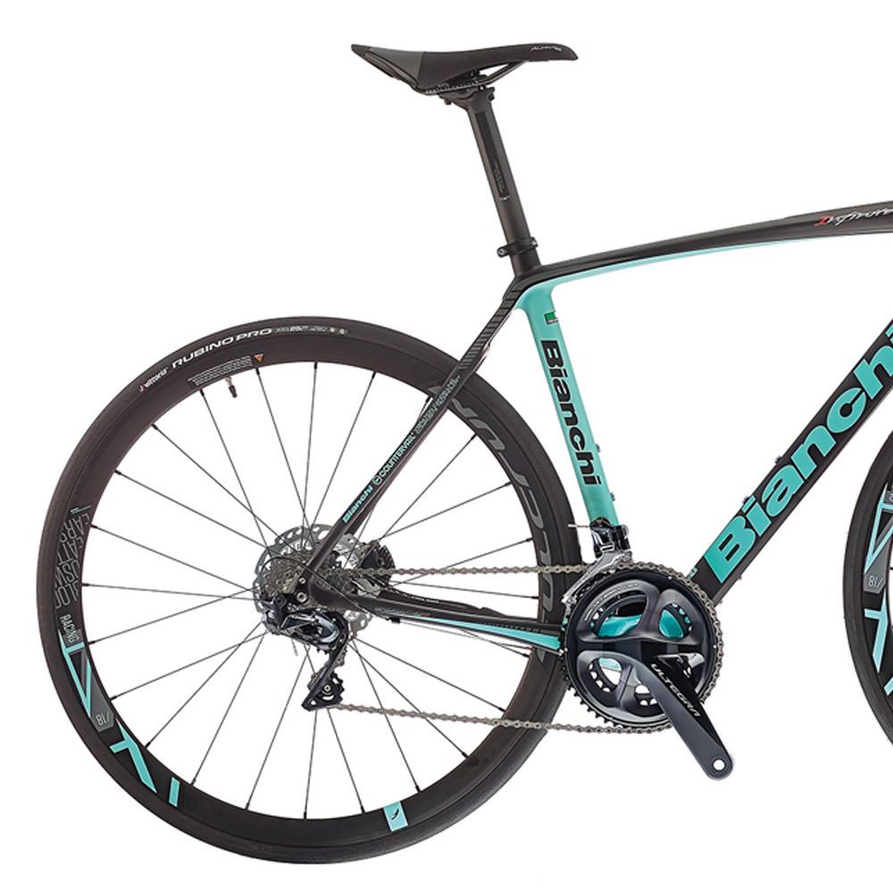Bianchi Infinito CV Ultegra Disc Road Bike 2018