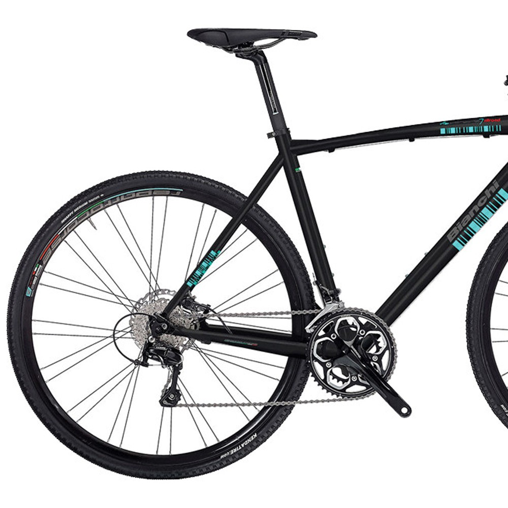 Bianchi Nirone 7 Allroad Sora Adventure Bike 2018