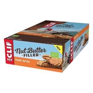 Clif Bar Nut Butter Filled Energy Bar Box Of 12 X 50g