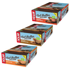 Clif Bar Nut Butter Filled Energy Bar Box of 12 x 50g