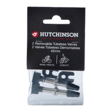 Hutchinson Tubeless Valves 42mm - Pair