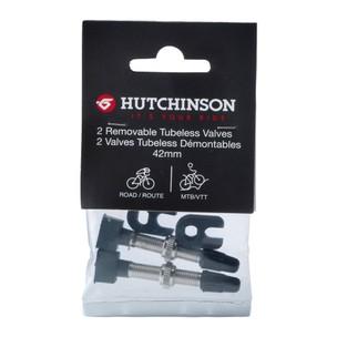 Hutchinson Tubeless Valves 44mm - Pair