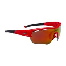 BBB BSG-55XL Select XL Sunglasses Red Lens