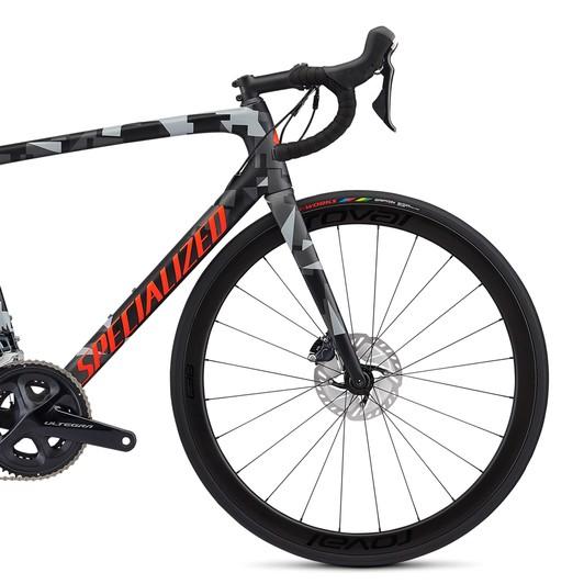 26cad1bbfaf Specialized Tarmac SL6 Expert Disc Road Bike 2019 | Sigma Sports