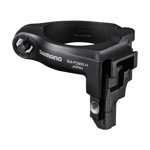 Shimano XTR Di2 Front Mech Mount Adapter For High Clamp Band