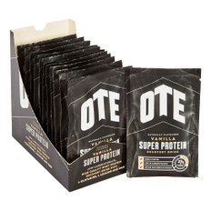 OTE Super Protein Drink Sachet Box of 12 x 35g