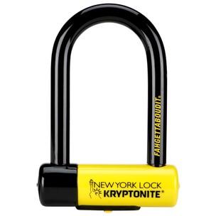 Kryptonite New York Fahgettaboudit Lock Sold Secure Gold
