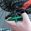 Abbey Bike Tools 4-Way Multi Tool - 4mm, 5mm, 6mm, Phillips Head