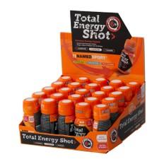 NAMEDSPORT Total Energy Shot Box of 25 x 60ml