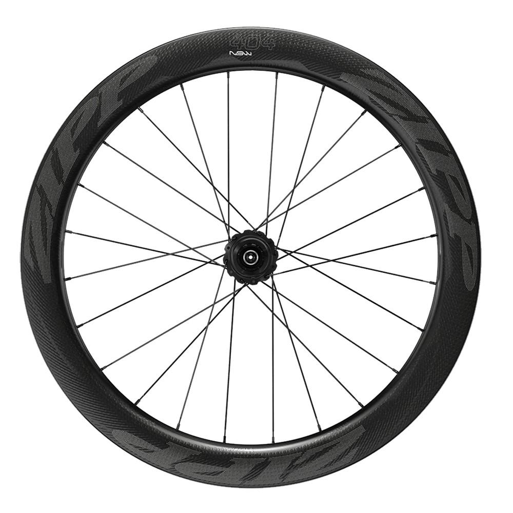 Zipp 404 NSW Carbon Clincher Tubeless Centre Lock Disc Rear Wheel 2019