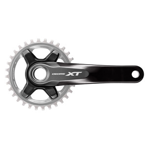 Shimano M8000 XT Crank Without Chainring