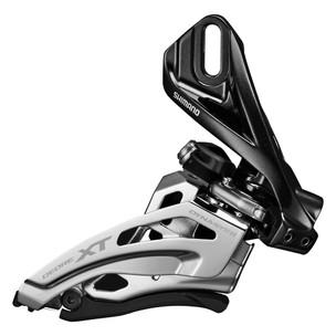 Shimano M8020-D XT Double Front Derailleur - Direct Mount Side Swing