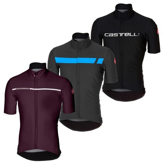6ca789605 Castelli Gabba 3 Limited Edition Short Sleeve Rain Jersey ...