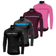 Castelli Perfetto Limited Edition Long Sleeve Rain Jersey