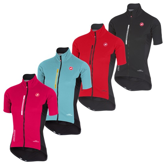 4857a616b Castelli Perfetto Light 2 Womens Short Sleeve Jersey ...