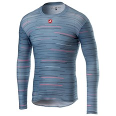 Castelli Prosecco R Print Long Sleeve Base Layer
