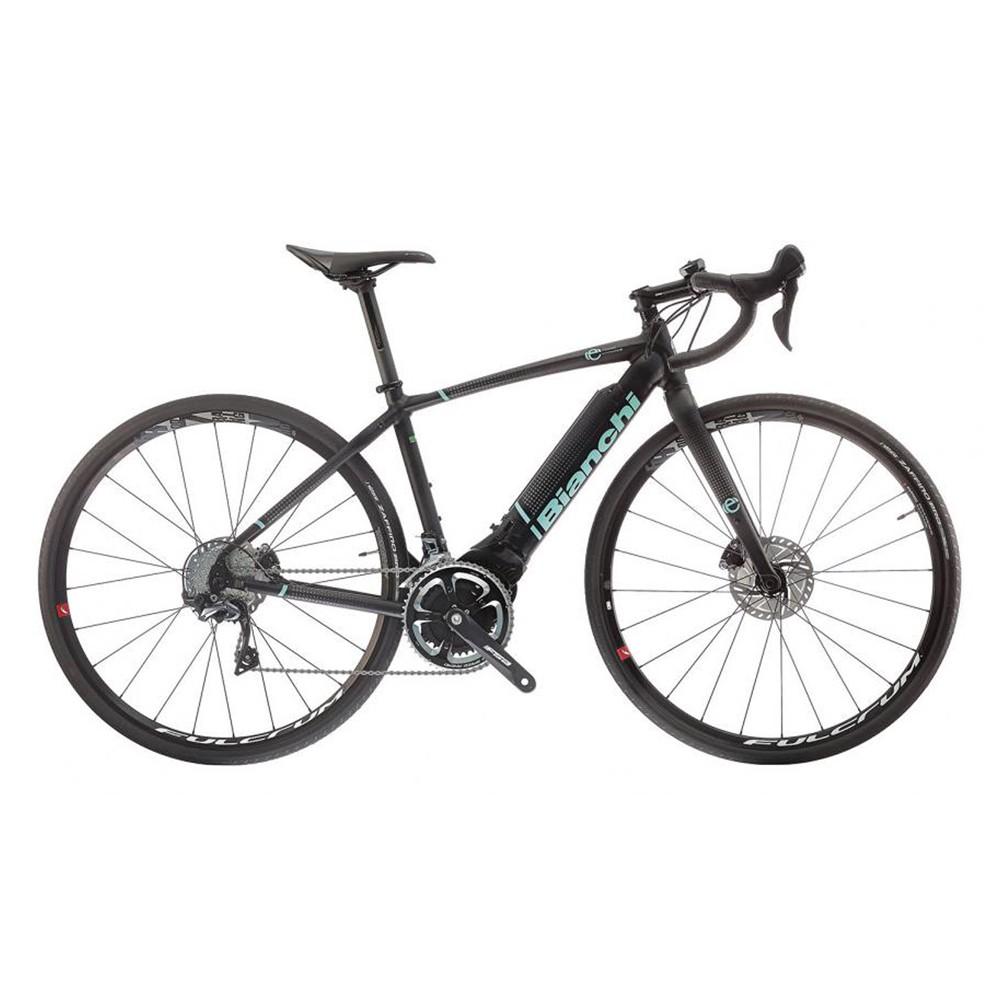 Bianchi Impulso E-Road Ultegra Disc Road Bike