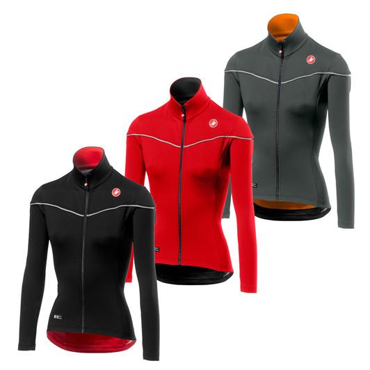 43099ccd9 Castelli Nelmezzo ROS Womens Long Sleeve Jersey ...