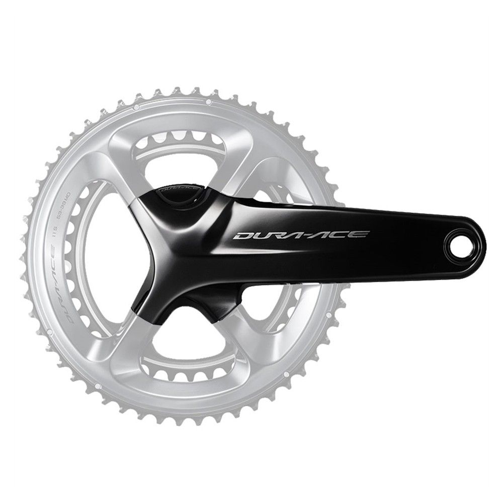 Shimano FC-R9100-P Dura Ace Power Meter Crankset HollowTech II Without Rings
