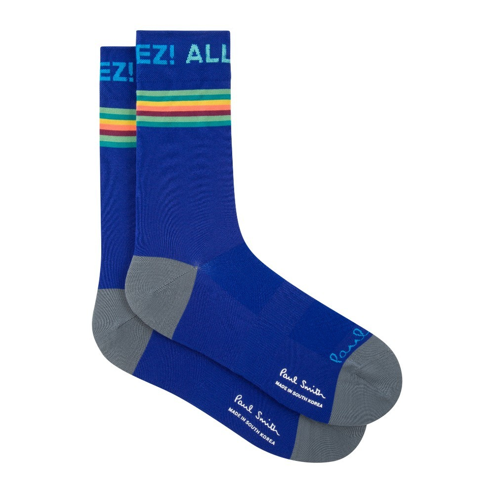 Paul Smith Allez Up Long Cycling Socks