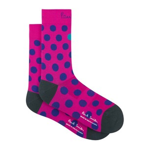 Paul Smith Polka Dot Long Cycling Socks