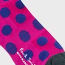 Paul Smith Polka Dot Long Cycling Socks