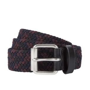 Paul Smith Mens Elastic Plait Belt