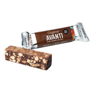 Veloforte Avanti Natural Energy Bar With Sea Salt Box Of 15 X 70g