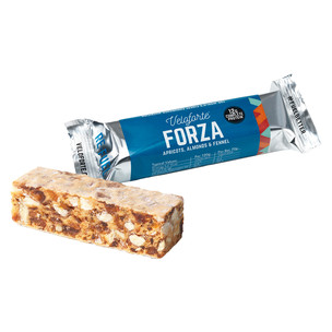 Veloforte Forza Natural Energy Bar With Protein Box Of 15 X 70g