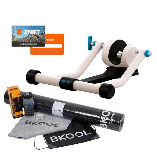 BKOOL Smart Go Turbo Trainer Zwift Bundle