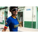 Black Sheep Cycling Los Cafeteros Colombia Womens Short Sleeve Jersey