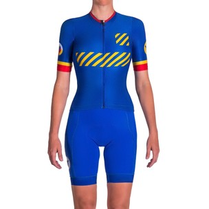 Black Sheep Cycling Los Cafeteros Colombia Womens Bib Short