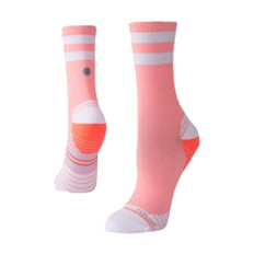 Stance Uncommon Solid Crew Womens Run Socks