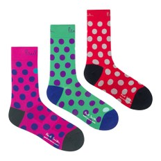 Paul Smith Polka Dot Long Socks