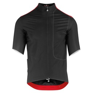 Assos Liberty RS23 Thermo Rain Short Sleeve Jersey
