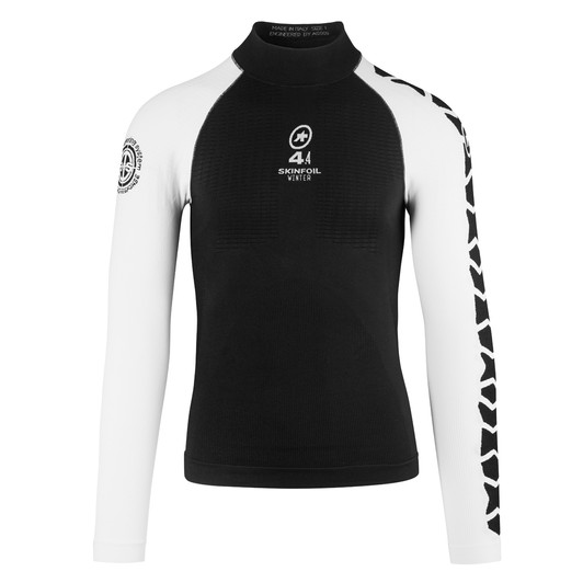 Assos LS SkinFoil Winter Evo7 Long Sleeve Base Layer ... a58c98dc3