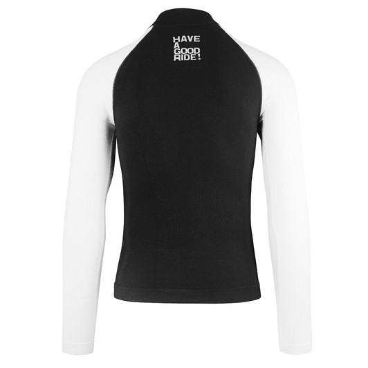 d33dba732 ... Assos LS SkinFoil Winter Evo7 Long Sleeve Base Layer